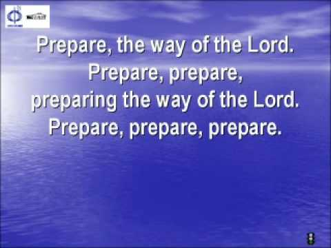 CFC EDMONTON - CLP SONG - PREPARE THE WAY with lyrics
