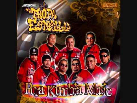 Mezcla Mix Tropa Estrella Cumbias#1