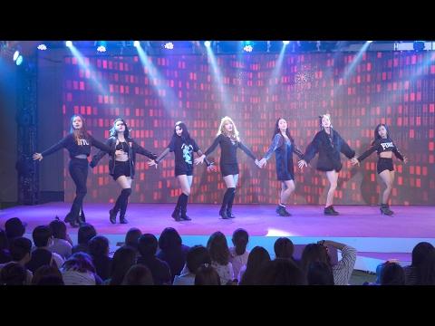 170219 Lana cover CLC (씨엘씨) - Intro + Hobgoblin (도깨비) @ SHOW DC K-Pop Cover Dance (Audition)