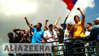 Clashes mark Venezuela's 50th day of anti-government protests