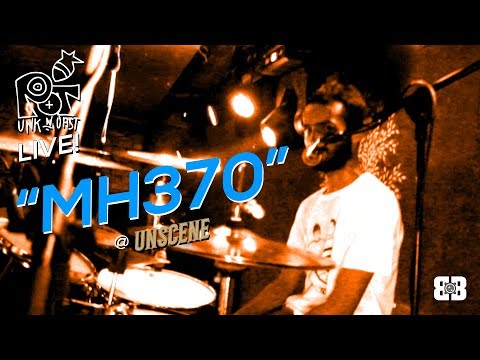 "#LIVEstuff | PUNK ON TOAST perform ""MH370"" @ Unscene, Bangalore 2017"