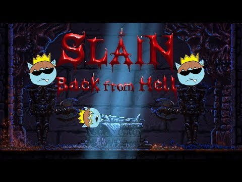 A quick look at: Slain Back from hell. |