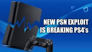 Warning: New PSN Exploit Found, Messages Circulating That Will Break Your PS4