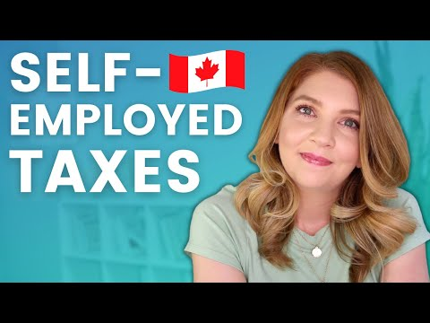 Self-Employed Taxes In Canada: How Much To Set Aside For CPP, EI & Income Tax