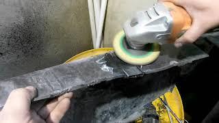 Ремонт бампера. от пайки до покраски. Как спаять бампер за 5 минут. Чем покрасить бампер?