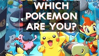 Which Pokemon Are You? | Fun Tests