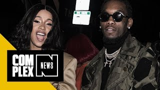 Cardi B on Why She Stayed With Offset After Cheating Allegations