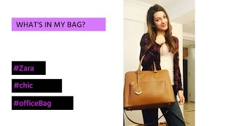 What's in my bag | Work Essentials for me