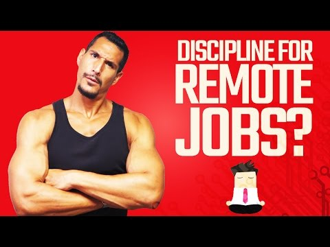 John, Am I Disciplined Enough To Work From Home?