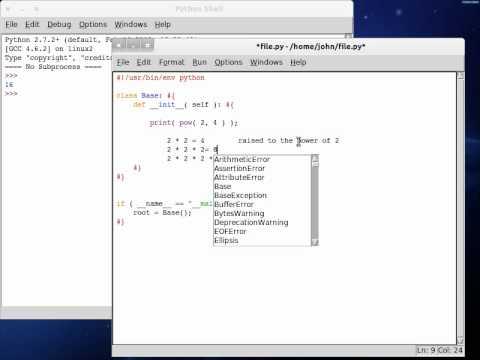Python 42 Power Function