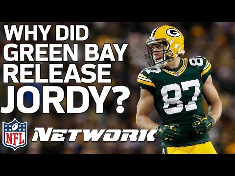Why did the Packers Release Jordy Nelson? | NFL Network