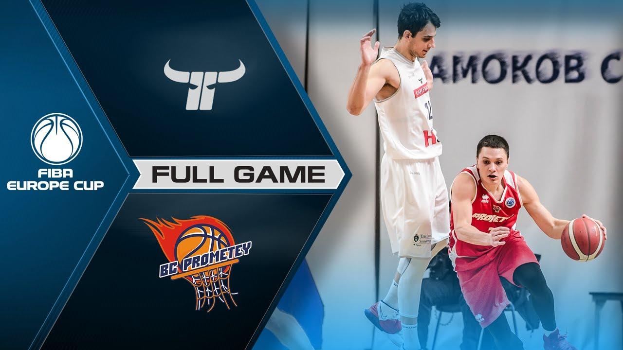 Kapfenberg Bulls v BC Prometey | Full Game - FIBA Europe Cup 2020-21