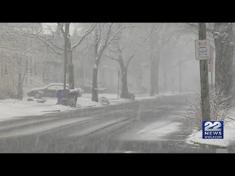 WEATHER SPECIAL: Impacts Of Snow Across Western Massachusetts