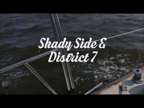 Watkins 27- Sailing The Chesapeake Bay