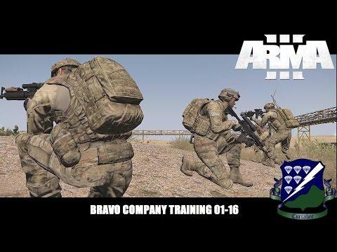 Bravo Company Training