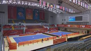 15th World Wushu Championships – Taolu – Day 2 – Evening Session – M Nangun