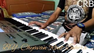 suno na sange mar mar on keyboard by CRB™