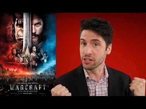 Warcraft - Movie Review