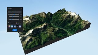 3D-mapper.com - Create your own 3D map online