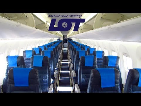 TRIP REPORT | LOT Polish Dash 8 | Rzeszow to Warsaw | Full Flight [Full HD]