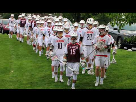 Landon School Lacrosse Hype Video