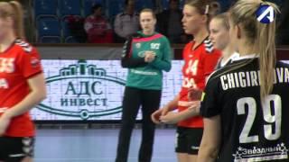 Астраханочка - Лада (30.03.2017, 1 тайм)