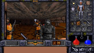 Let's Play Ultima Underworld 2 61: Mors Gotha and the Blackrock Dome