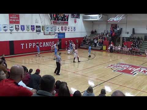 12-05-18 Away @ Tippecanoe Middle School