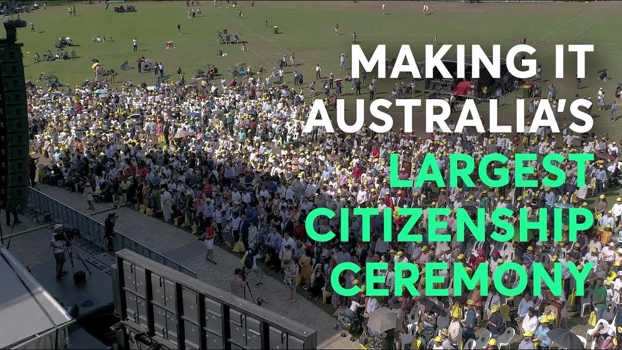 Citizenship | City of Parramatta
