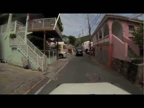 Around St John, USVI (HD) 2: Cruz Bay