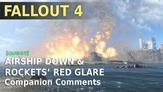 Video Fallout 4 - Airship Down and Rockets' Red Glare - Companion comments download MP3, 3GP, MP4, WEBM, AVI, FLV November 2017