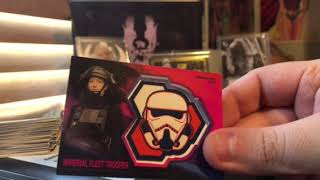 2018 Topps Solo A Star Wars Story Box Break Recap and Review