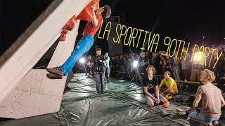The Best Climbers In The World - La Sportiva 90th Party