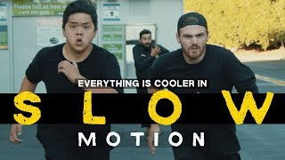 Everything Is Cooler In Slow Motion