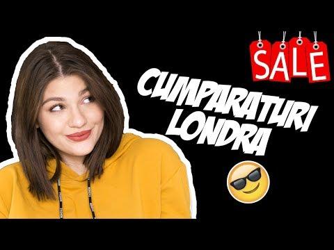 HAUL || Ce produse mi-am cumparat din LONDRA | Laura Musuroaea