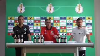 PK Wormatia - Werder Bremen 1:6 (DFB-Pokal 18.08.2018)