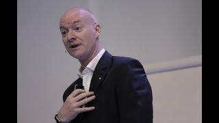 «Der digitale Wandel in einem traditionellen Unternehmen» - Keynote Dr. Ian Roberts