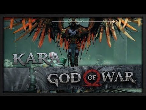 Валькирия Кара [GOD OF WAR]...