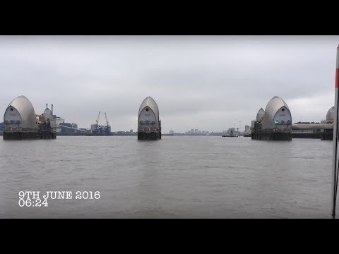 London to Dunkirk: Dutch Barge Conquers the English Channel