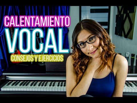 CALENTAMIENTO VOCAL - Clases de Canto - Gret Rocha