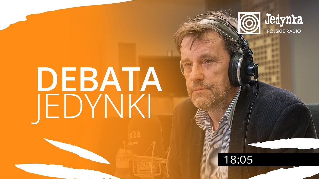 Witold Gadowski - Debata Jedynki 29.10 - Czy repolonizacja mediów wchodzi w grę?