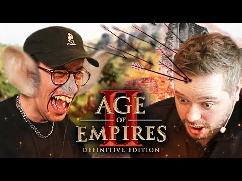 Marco Giesel's schlimmster Albtraum | Age Of Empires 2: Fun Tag