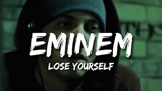 "Eminem - Lose Yourself (Lyrics)🎵""Mom's Spaghetti"""