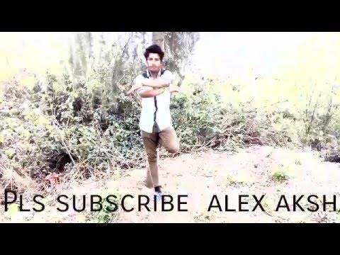 Unbelievable hip hop Official HD dance video By Alex AkshaY