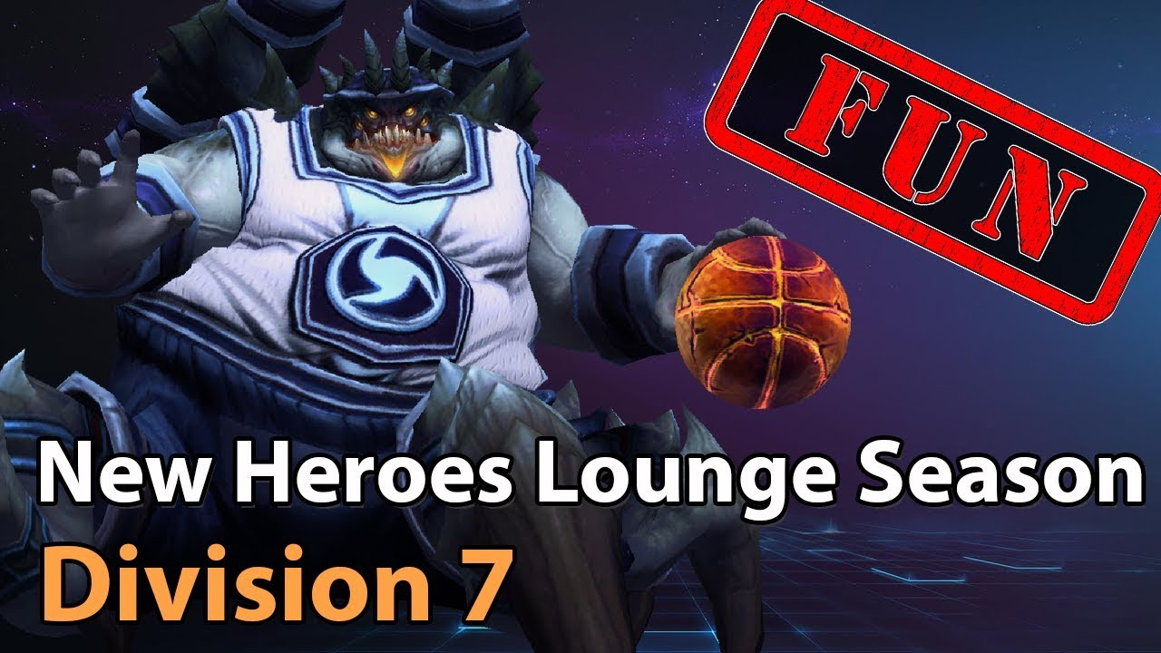 ► New Heroes Lounge Season: More Division 7! - Heroes of the Storm Esports