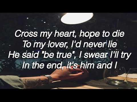 Him & I - G-eazy and Halsey Lyrics