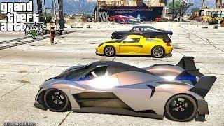 GTA 5 REAL LIFE MOD #568 - DEVEL SIXTEEN RACE!!! (GTA 5 REAL LIFE MODS)
