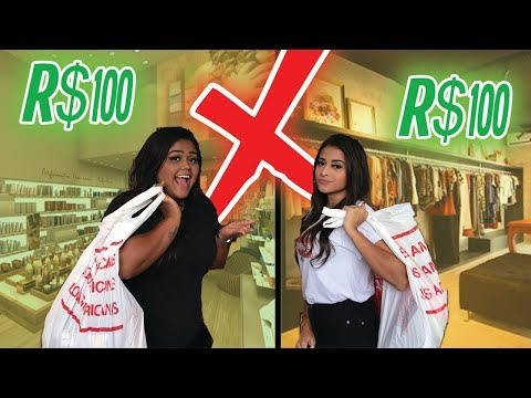 DESAFIO DOS R$100,00  NA BLACK FRIDAY !!!