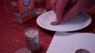HOW TO: Coin Cleaning, the basics