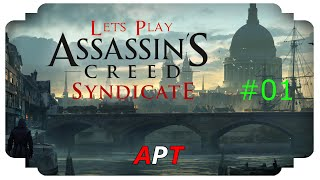 Assassins Creed Syndicate / Lets Play ACS #01 ★ Peinlich